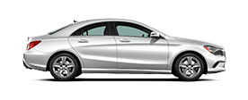 CLA 250 4MATIC Coupe Jellybean