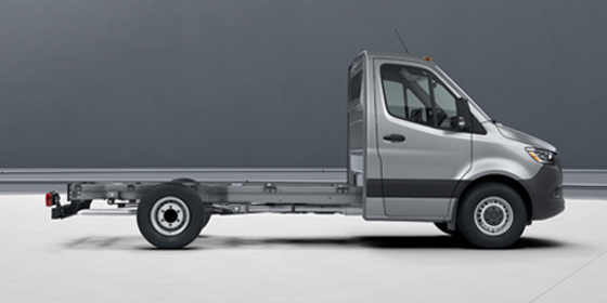 2019 Mercedes-Benz Sprinter Cab Chassis side view
