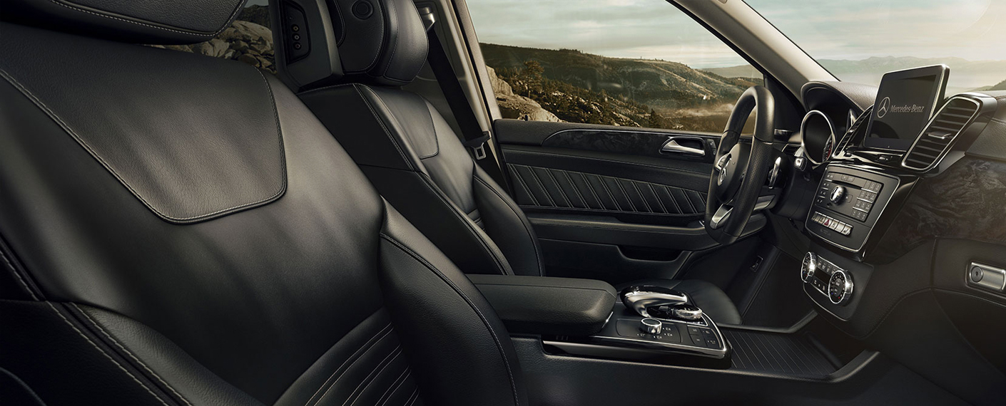 GLE Leather Interior