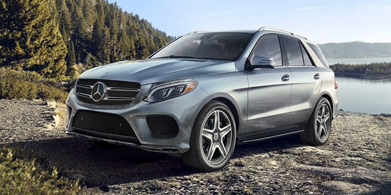 Mercedes benz gle suv star motors of ottawa for Mercedes benz glowing star