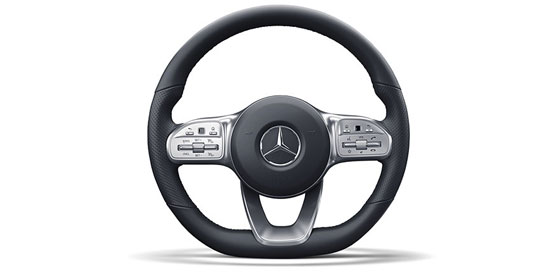 2019 C-class Sedan Steering Wheel