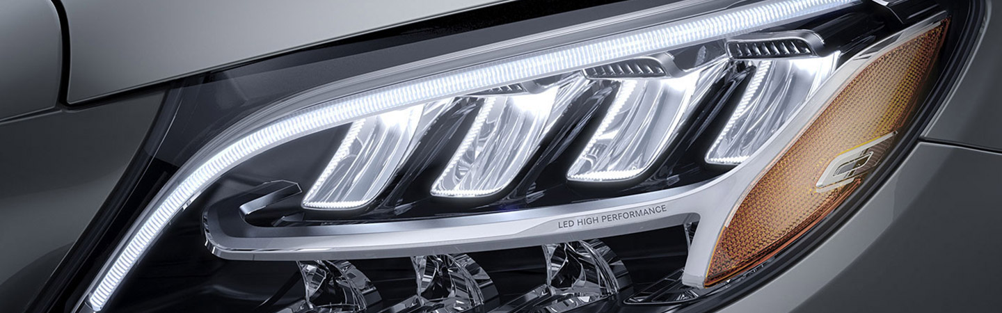 2019 C-class Sedan LED Headlamps