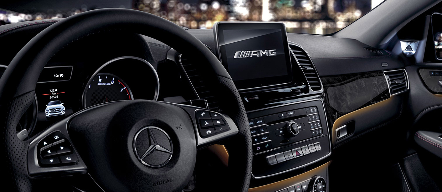 GlE Steering Wheel