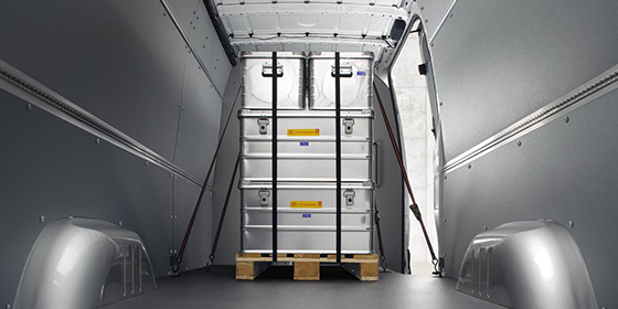 Best-In-Class*  Payload Capacity