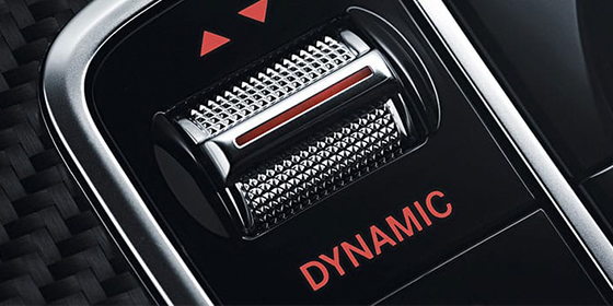 AMG DYNAMIC SELECT switch