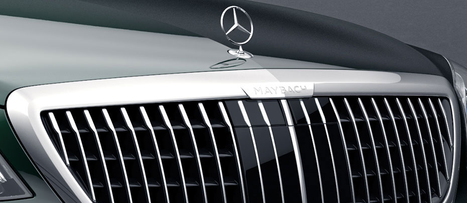 Mercedes Maybach Logo