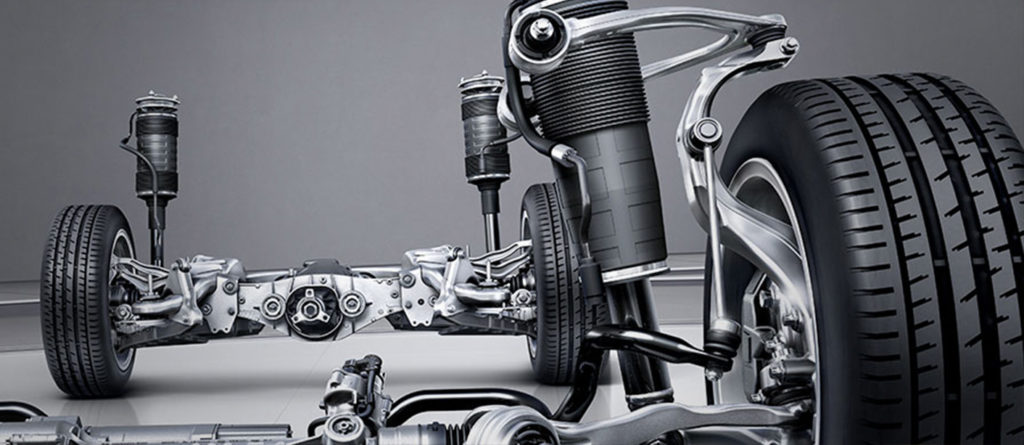 S class Cabriolet Suspension parts