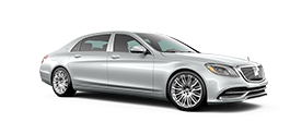 Mercedes-Maybach S 560 4MATIC Sedan Jellybean