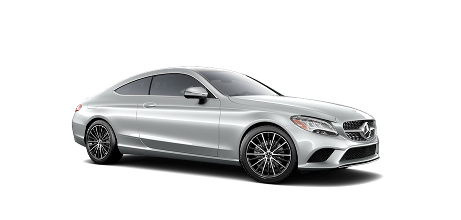 2019 C 300 4MATIC Coupe Jellybean