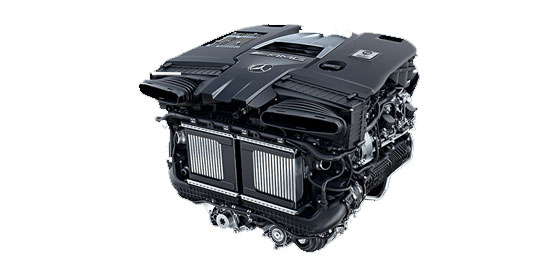 Twin-turbo Engine