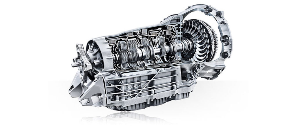 Mercedes-Benz 9G-TRONIC Transmission