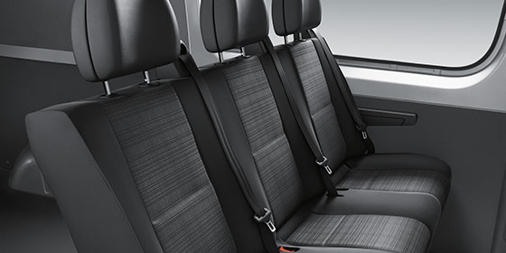 2019 Mercedes-Benz Sprinter Crew Seating