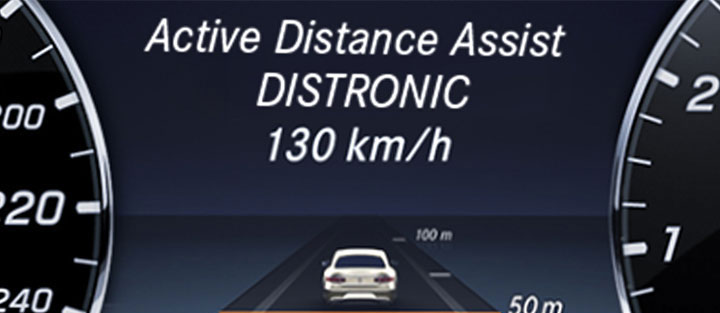 Mercedes Maybach Active Distance Assist DISTRONIC