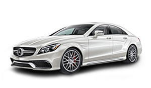 Coupe AMG CLS 63 S